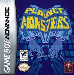 Planet Monsters GBA