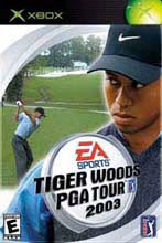 Tiger Woods PGA Tour 2003 for Xbox last updated May 05, 2003