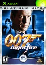 James Bond 007: NightFire Xbox