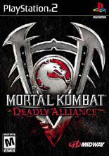 Mortal Kombat: Deadly Alliance PS2