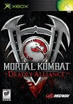 Mortal Kombat: Deadly Alliance for Xbox last updated Jun 16, 2008