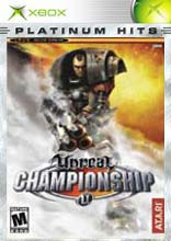 Unreal Championship for Xbox last updated Jan 02, 2004