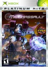 Mechassault Xbox Cheats