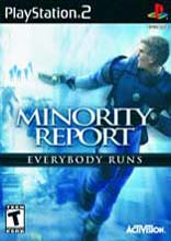 Minority Report PS2