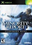 Minority Report for Xbox last updated Dec 01, 2002