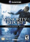 Minority Report GameCube