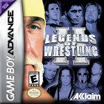 Legends of Wrestling II GBA
