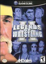 Legends Of Wrestling II GameCube