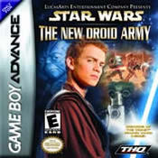 Star Wars Episode II: The New Droid Army GBA