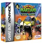 Butt Ugly Martians: B.K.M. Battles GBA