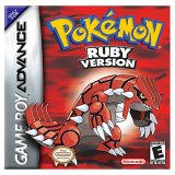 Pokemon Ruby for Game Boy Advance last updated Jan 17, 2012