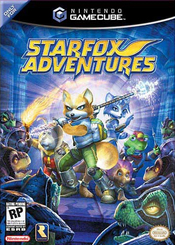 Star Fox Adventures for GameCube last updated Mar 13, 2011