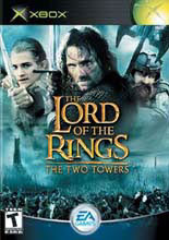 The Lord of the Rings: The Two Towers Xbox