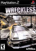 Wreckless: The Yakuza Missions PS2