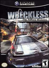 Wreckless: The Yakuza Missions GameCube