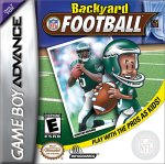 Backyard Football for Game Boy Advance last updated Apr 07, 2003