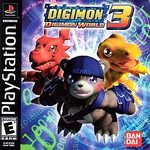Digimon World 3 PSX