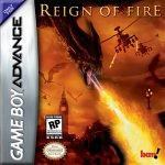 Reign of Fire GBA
