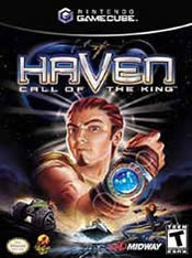 Haven: Call of the King GameCube