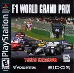 F1 World Grand Prix: 1999 Season PSX