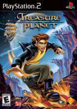 Disney's Treasure Planet PS2