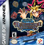 Yu-Gi-Oh! Dungeon Dice Monsters GBA