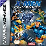 X-Men: Reign of Apocalypse GBA