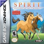 Spirit: Stallion of the Cimarron GBA