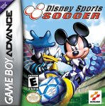 Disney Sports Soccer GBA