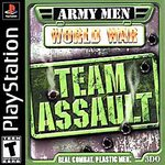 Army Men: World War: Team Assault PSX