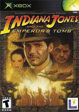 Indiana Jones and the Emperor's Tomb Xbox