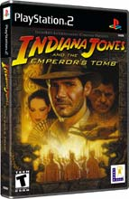 Indiana Jones and the Emperor's Tomb for PlayStation 2 last updated Aug 12, 2004