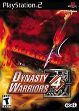 Dynasty Warriors 4 for PlayStation 2 last updated Jan 23, 2011
