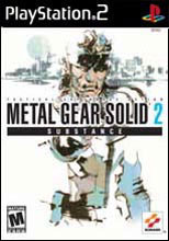 Metal Gear Solid 2: Substance for PlayStation 2 last updated Dec 15, 2007