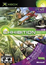 Exhibition Demo Disk Xbox