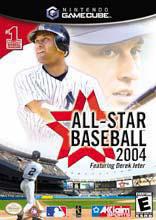 All-Star Baseball 2004 for GameCube last updated Feb 13, 2008