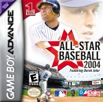 All-Star Baseball 2004 GBA