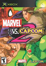 Marvel vs. Capcom 2 Xbox