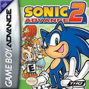 Sonic Advance 2 for Game Boy Advance last updated Dec 14, 2009