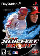 MLB Slugfest 2004 PS2