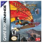 Disney's Treasure Planet GBA