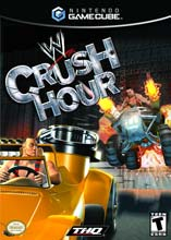 WWE Crush Hour GameCube