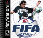 FIFA 2001: Major League Soccer PSX