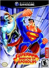 Superman: Shadow of Apokolips GameCube