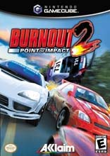 Burnout 2: Point of Impact GameCube