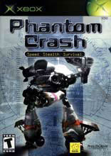Phantom Crash Xbox