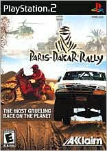 Paris Dakar Rally PS2