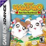 Hamtaro: Ham-Ham Heartbreak GBA