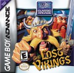The Lost Vikings GBA