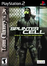 Splinter Cell for PlayStation 2 last updated May 18, 2008